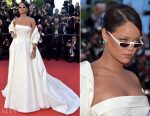 Rihanna In Christian Dior Couture - 'Okja' Cannes Film Festival Premiere