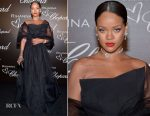 Rihanna In Ralph & Russo Couture - Chopard x Rihanna Dinner Party