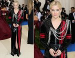 Riley Keough In Louis Vuitton - 2017 Met Gala