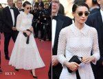 Rooney Mara In Christian Dior -  2017 Cannes Film Festival Closing Ceremony