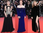'The Meyerowitz Stories' Cannes Film Festival Premiere Red Carpet Roundup