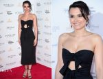 Samantha Barks In Milly - 'Interlude In Prague' London Premiere