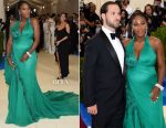 Serena Williams In Atelier Versace - 2017 Met Gala