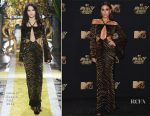 Shay Mitchell In Roberto Cavalli - 2017 MTV Movie & TV Awards