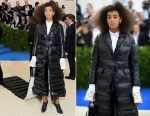 Solange Knowles In Thom Browne - 2017 Met Gala