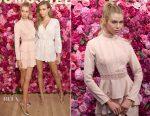 Stella Maxwell & Josephine Skriver Celebrate Victoria's Secret 'Bombshell' Fragrance