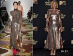 Taraji P. Henson In Emilio Pucci - 2017 MTV Movie & TV Awards