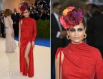 Thandie Newton In Monse - 2017 Met Gala
