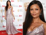 Thandie Newton In Vivienne Westwood - Virgin TV BAFTA Television Awards