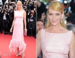 Uma Thurman In Prada - Cannes Film Festival 70th Anniversary Celebration