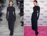 Victoria Beckham In Victoria Beckham - 2017 Hot Pink Party