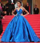 Winnie Harlow In Zuhair Murad Couture - 'Loveless (Nelyubov)'  Cannes Film Festival Premiere