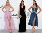 2017 amfAR Gala Cannes Model Roundup
