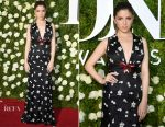 Anna Kendrick In Miu Miu  - 2017 Tony Awards