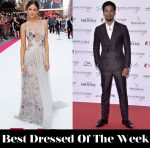 Best Dressed Of The Week - Eiza González in Marchesa & Jussie Smollett in Bottega Veneta