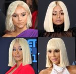 BET Awards Hair Trend: Platinum Blonde Bobs