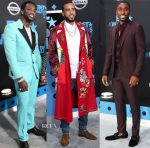 2017 BET Awards Menswear Red Carpet Roundup