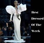 Best Dressed Of The Week - Celine Dion in Stéphane Rolland Couture