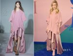 Brit Marling In Sies Marjan - 2017 CFDA Fashion Awards