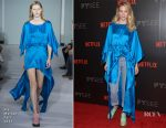 Brit Marling In Sies Marjan - Netflix's 'The OA' FYC Event