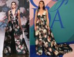 Brooke Shields In Sachin & Babi - 2017 CFDA Fashion Awards