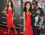 Cassie In Juan Carlos Obando - 'Can't Stop, Won't Stop: The Bad Boy Story' LA Premiere
