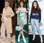 Celebrities Love...Stuart Weitzman 'Clinger' Booties