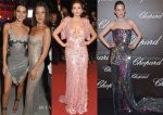 Celebrities Love…Wearing Metallics