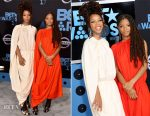 Chloe Bailey and Halle Bailey In Ms MIN - 2017 BET Awards
