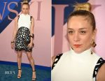 Chloe Sevigny In Proenza Schouler - 2017 CFDA Fashion Awards