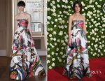 Cobie Smulders In Schiaparelli Couture - 2017 Tony Awards