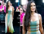 Demi Moore In Christian Dior - 'Rough Night' New York Premiere