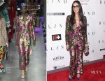 Demi Moore In Gucci - 'Blind' New York Premiere