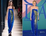 Diane Kruger In Monse - 2017 CFDA Fashion Awards