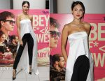 Eiza Gonzalez In Kaufmanfranco - 'Baby Driver' Miami Screening
