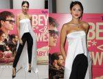 Eiza Gonzalez In Kaufmanfranco - 'Baby Driver' Miami Screening