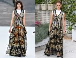 Emma Watson In Louis Vuitton - 'The Circle' Paris Photocall