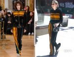 Gigi Hadid In Paul & Joe - Out In New York City