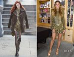 Heidi Klum In Marc Jacobs - Heidi Klum By Rankin Book Launch