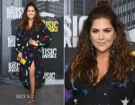 Hillary Scott In Rixo London -2017 CMT Music Awards