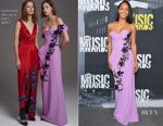 Jada Pinkett Smith In Carolina Herrera - 2017 CMT Music Awards