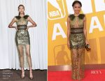 Jada Pinkett Smith In Sophie Theallet - 2017 NBA Awards