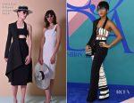 Janelle Monae In Christian Siriano - 2017 CFDA Fashion Awards
