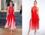 Jennifer Lopez In Valentino - World of Dance