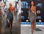 Justine Skye In The Blonds - 2017 BET Awards