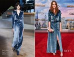 Karen Gillan In Self-Portrait - 'Spider-Man: Homecoming' LA Premiere