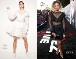 Kat Graham In Milly - 'All Eyez On Me' LA Premiere