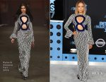 Kat Graham In Raisa & Vanessa - 2017 BET Awards