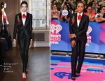 Kat Graham In Schiaparelli Couture - 2017 iHeartRadio MuchMusic Video Awards