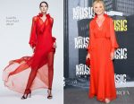 Katherine Heigl In Lanvin - 2017 CMT Music Awards